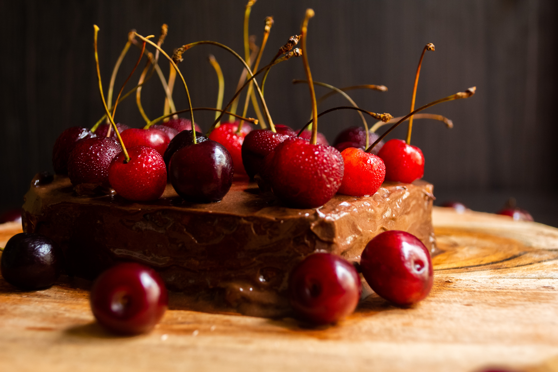 День десерта-фламбе «Вишнёвый юбилей»