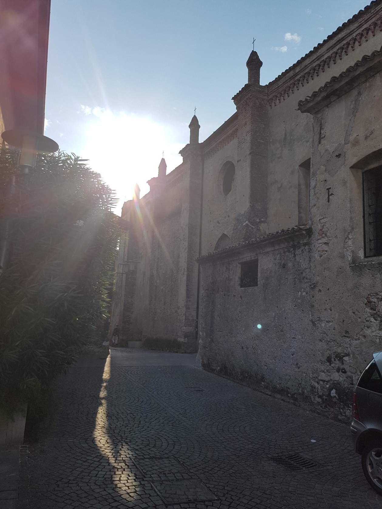 Оз.Гарда,г.Сирмионе,Италия