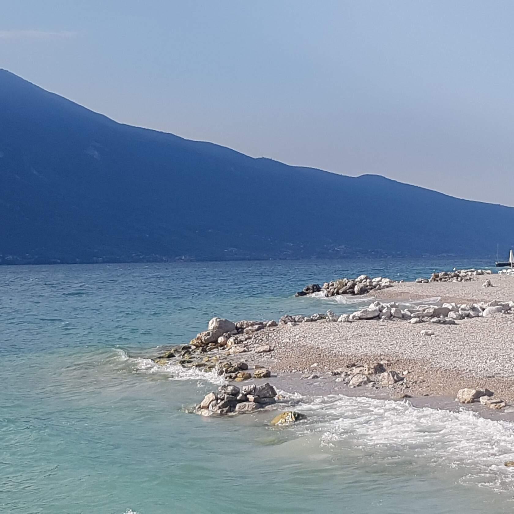 Оз.Гарда,Лимоне зуль Гарда,Италия 2020
