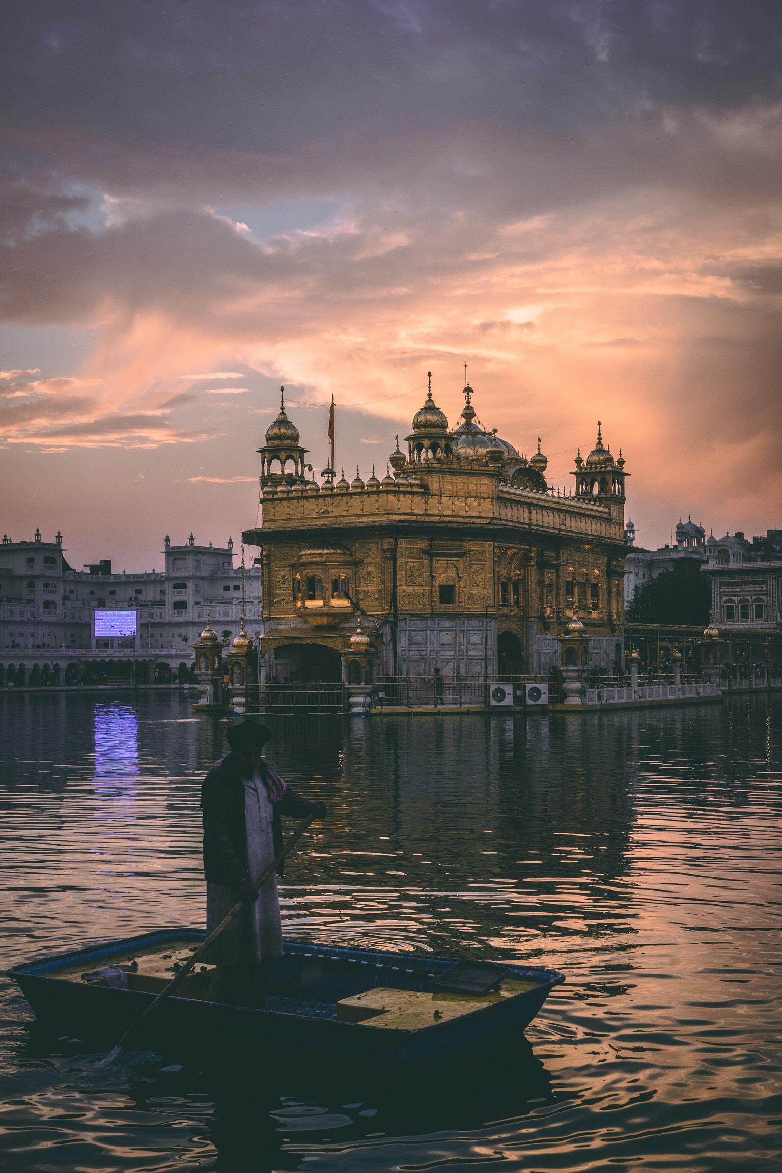 4 Orte und Dinge, die man in Indien tun kann