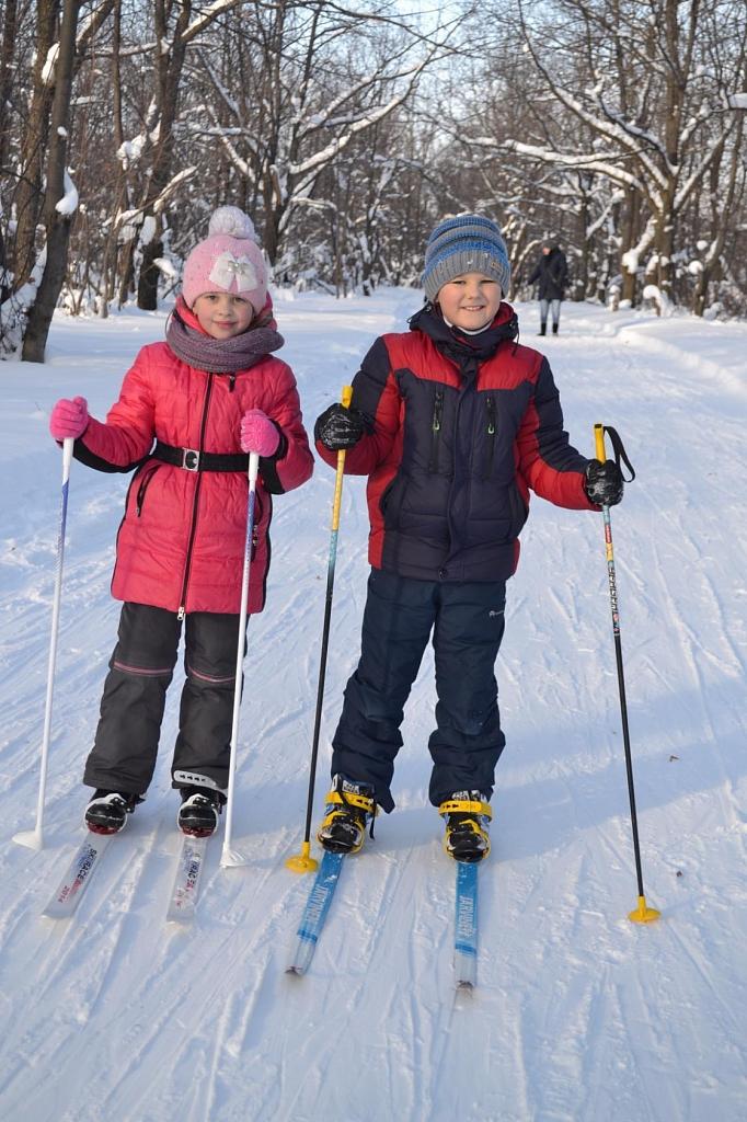Ах, лыжи, ах, лыжи!