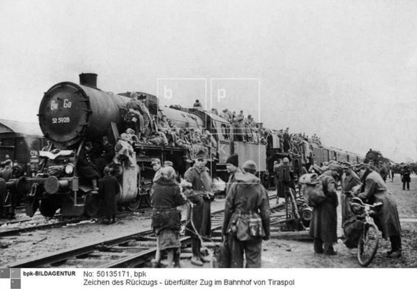 Old Tiras - World War II